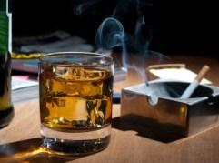 Cigarettes-alcohol