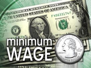 minimum wage(1)