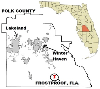 FrostproofFloridaMap