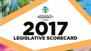 Americans for Prosperity Florida 2017 Legislative Scorecard Economic Freedom Poverty Homelessness